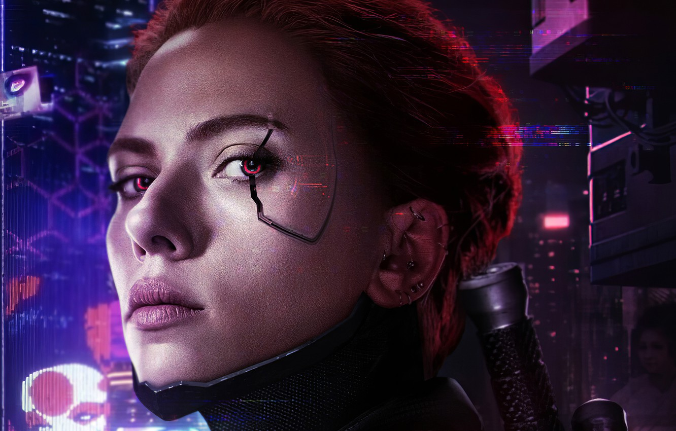 Wallpaper Cyborg Ghost In The Shell Ghost In The Shell Scarlett Johansson Images For Desktop Section Filmy Download