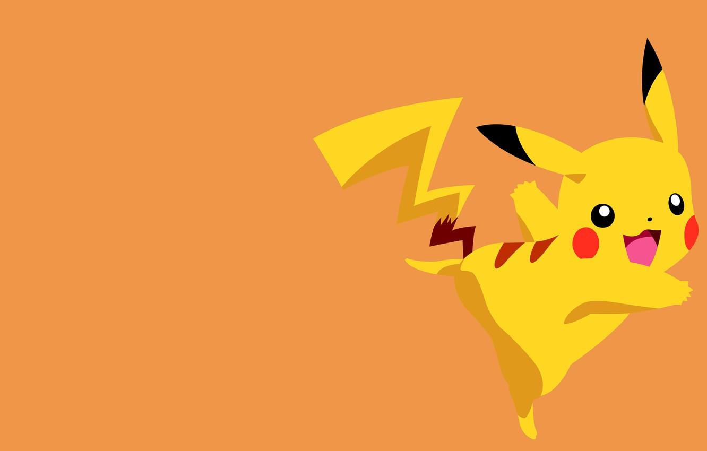 Photo wallpaper Pokemon, Pokemon, Pikachu