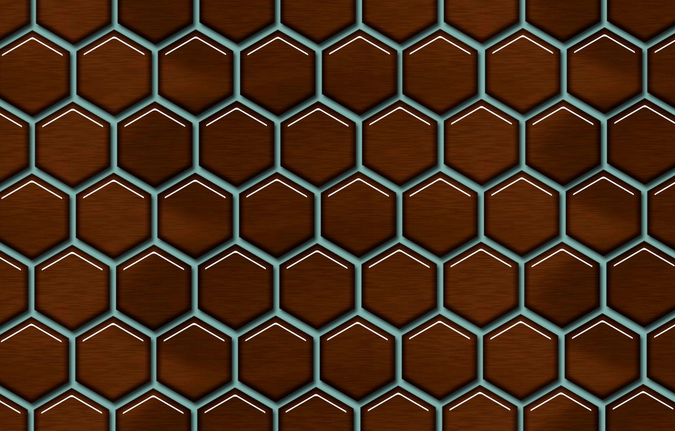 Photo wallpaper cell, pattern, geometry, pattern, honeycomb, cell, geometry, cells