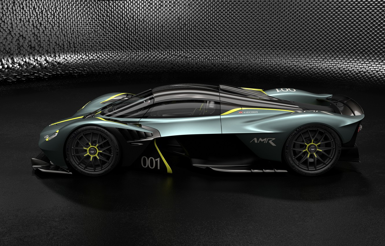 Photo wallpaper machine, Aston Martin, coupe, sports, drives, hypercar, Valkyrie