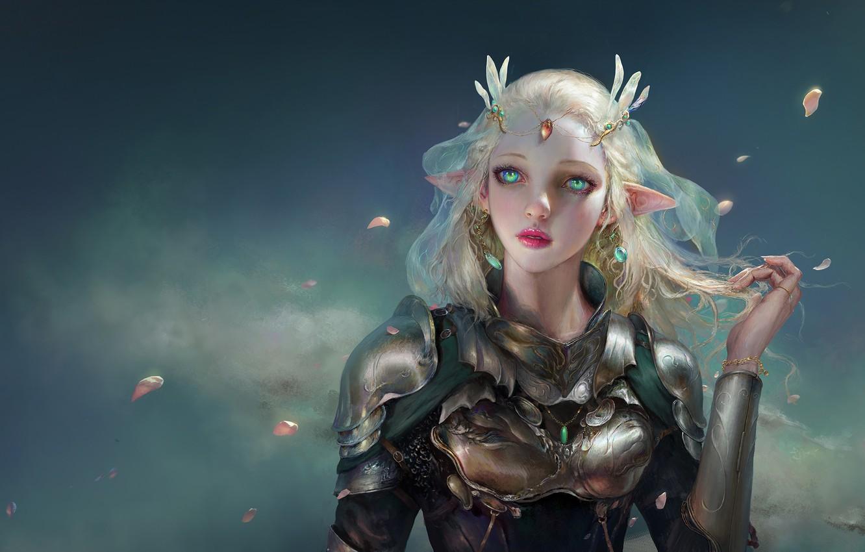 Photo wallpaper elf, fantasy, art, NEMO Art, Benny~