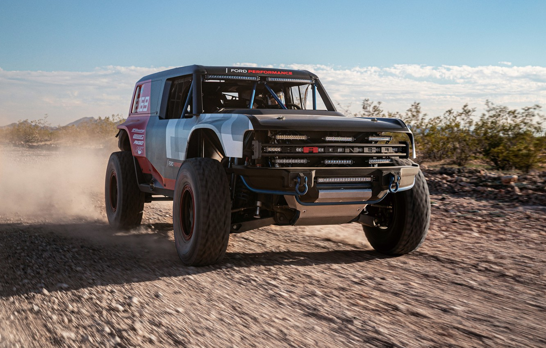 Photo wallpaper Ford, Ford, Motorsport, Baja 1000, racing car, Bronco, motorsports, Baja 1000, Ford Bronco R race …