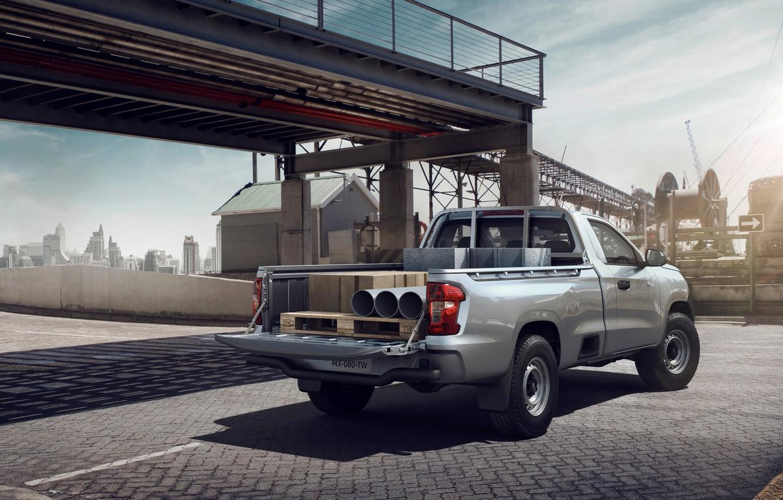 Photo wallpaper Peugeot, body, pickup, 2020, Country trek, Changan Kaicene F70