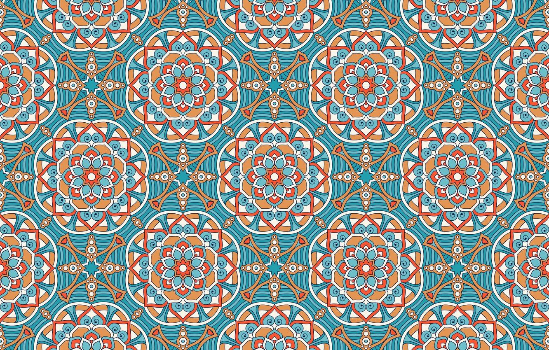 Photo wallpaper pattern, texture, ornament, pattern, seamless