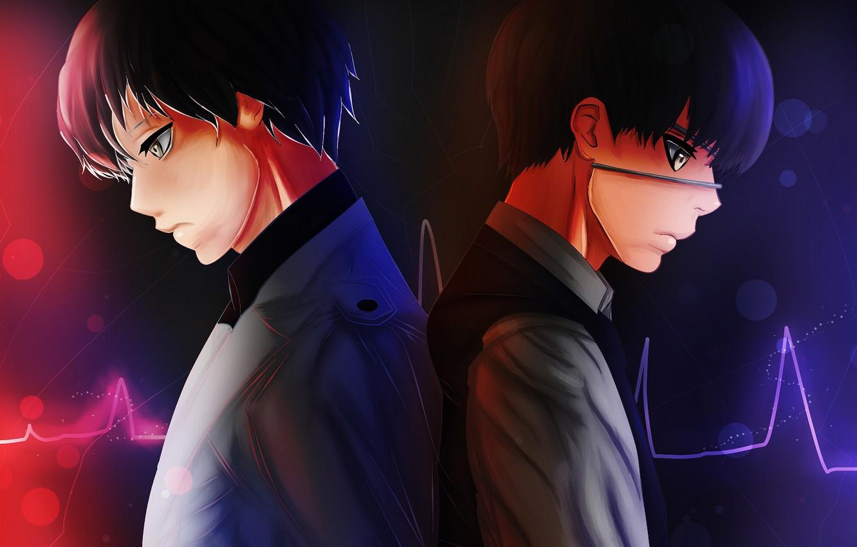 Photo wallpaper anime, art, guy, Tokyo Ghoul, Tokyo ghoul, The Kaneko Ken