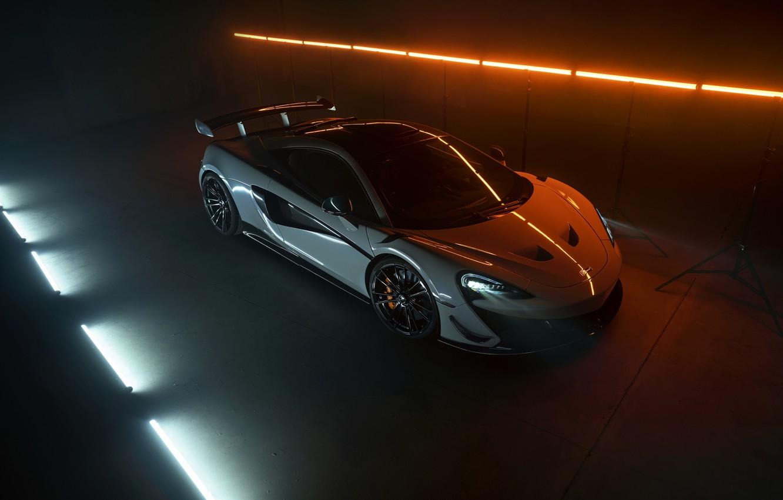 Photo wallpaper coupe, McLaren, Novitec, 2020, 620R