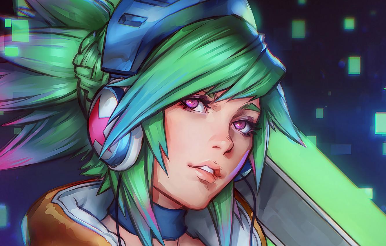 Wallpaper Portrait League Of Legends Art Girl Riven League Of