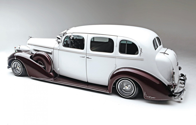 Photo wallpaper Car, Old, Vintage, Lowrider, Custom
