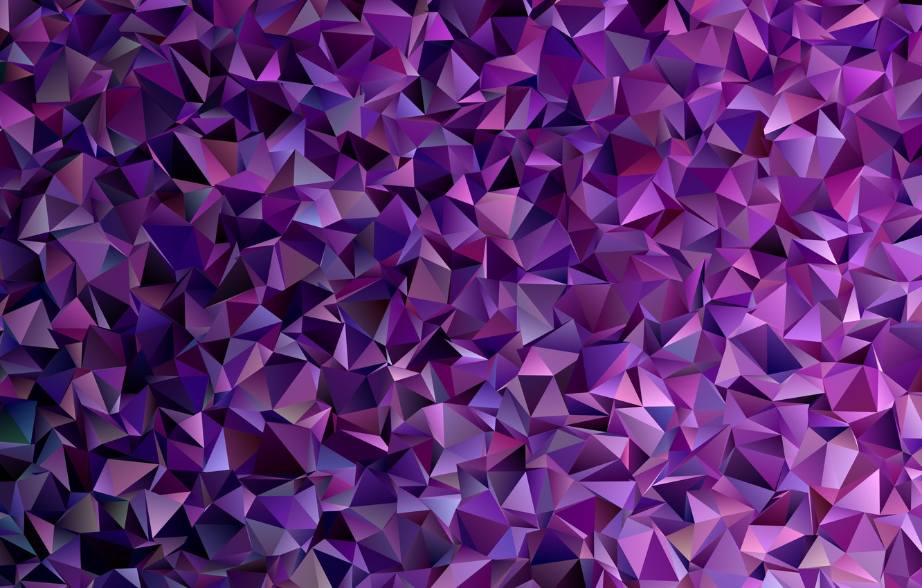 Photo wallpaper purple, abstraction, background, graphics, gradient, geometry