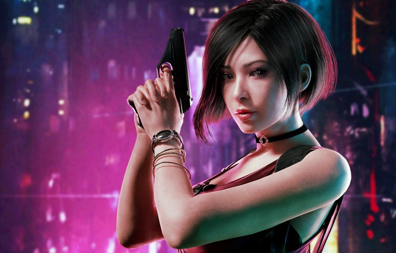 Ada Wong (SFM) by PhlegmaticPerson on DeviantArt
