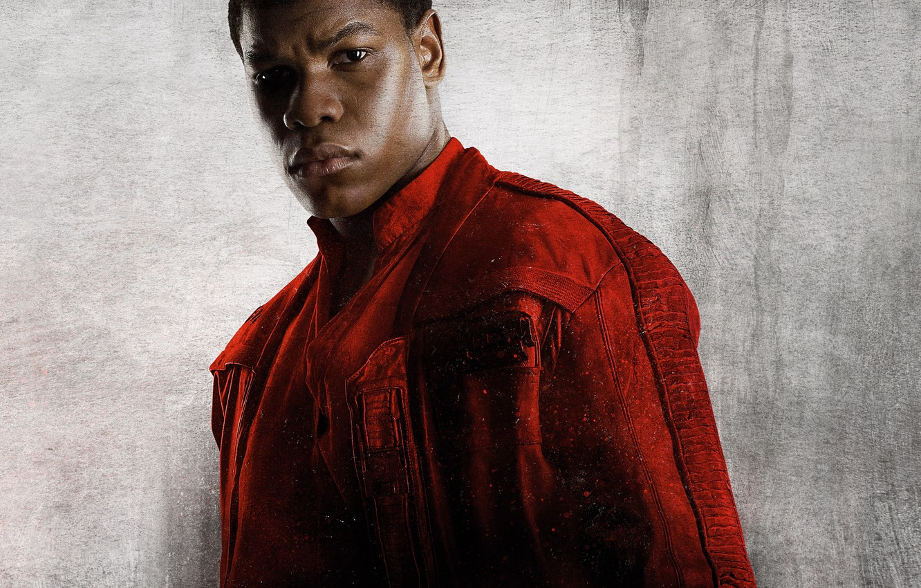 John Boyega Star Wars Costume