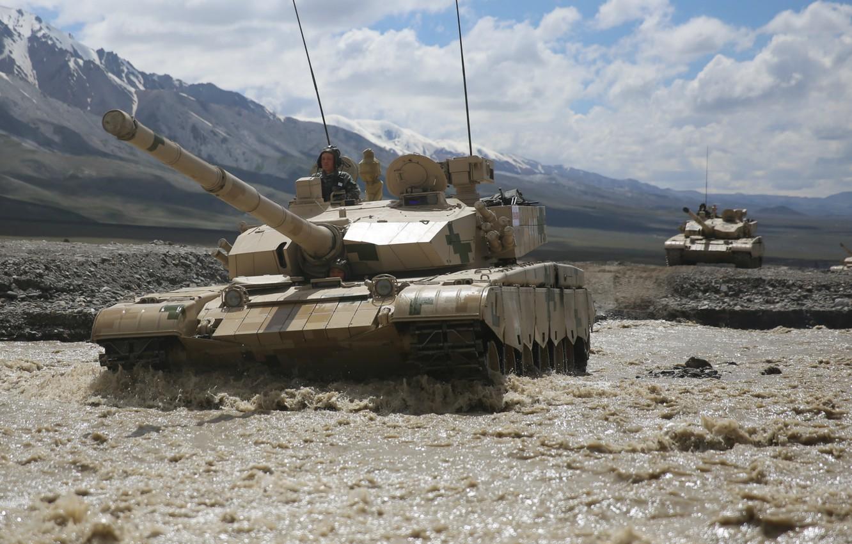 Photo wallpaper armor, army, tank, main battle tank, MBT, ztz-99
