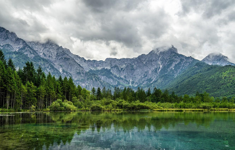 Photo wallpaper landscape, nature, beauty