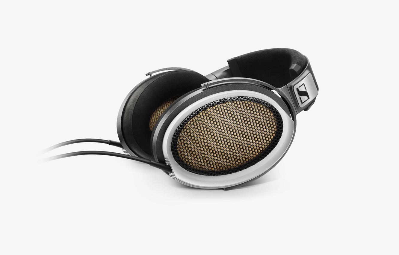 Photo wallpaper Headphones, Sennheiser, Sennheiser he-1