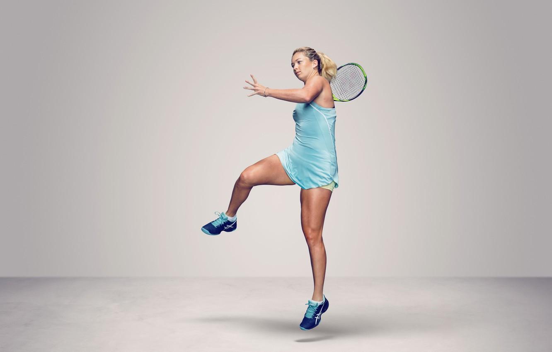 Photo wallpaper American, Tennis, WTA, Colleen, CoCo Vandeweghe, CoCo, Vandeweghe
