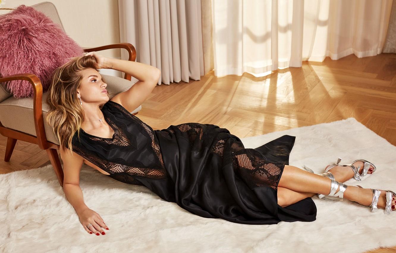 Photo wallpaper model, celebrity, Rosie Huntington-Whiteley