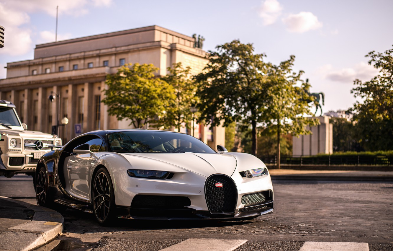 Photo wallpaper hypercar, Chiron, Bugatti Chiron