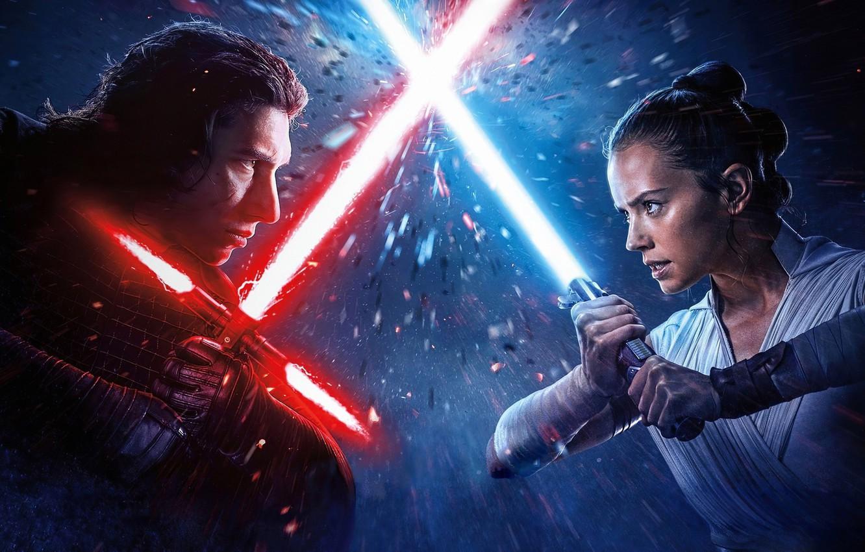 Wallpaper Fiction Star Wars Star Wars Saga The Rise Of