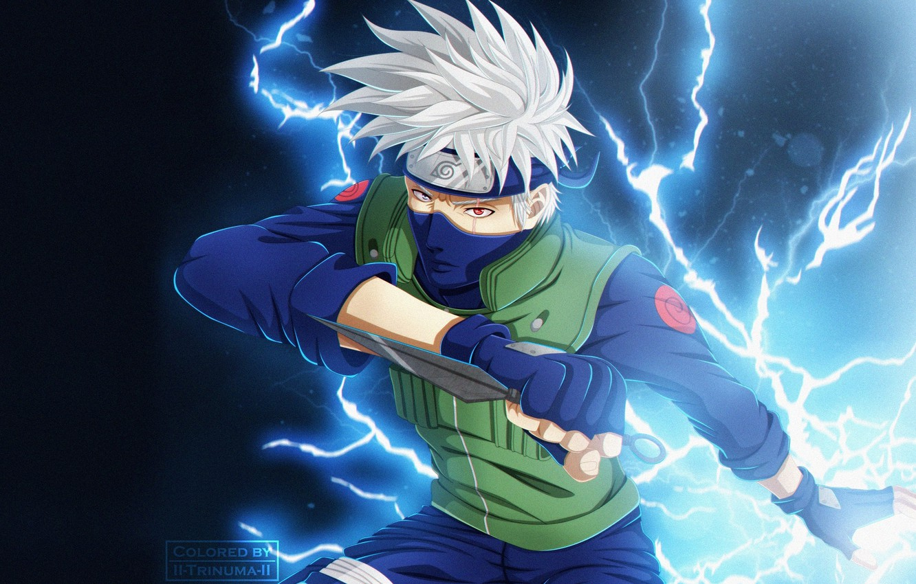 Wallpaper Mask Naruto Naruto Kakashi Hatake Images For