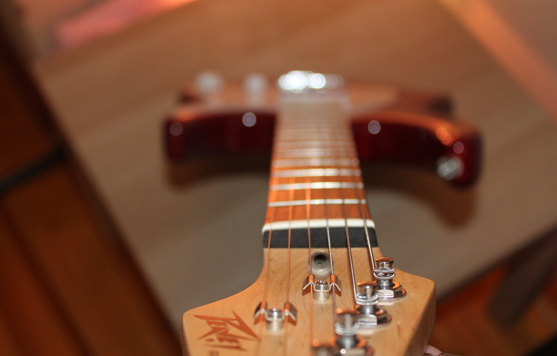 Photo wallpaper music, guitar, peavey