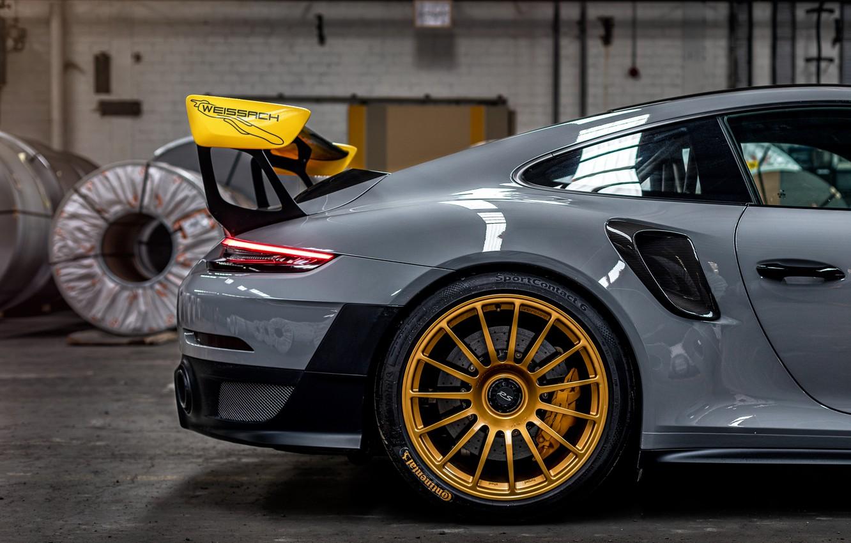 Photo wallpaper wheel, 911, Porsche, GT2 RS, 991, Edo Competition, 2020