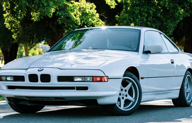 Photo wallpaper BMW, E31, 8-Series, 850CI