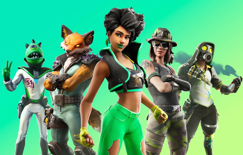 Wallpaper Game Epic Games Fortnite 2019 Images For Desktop Section Igry Download