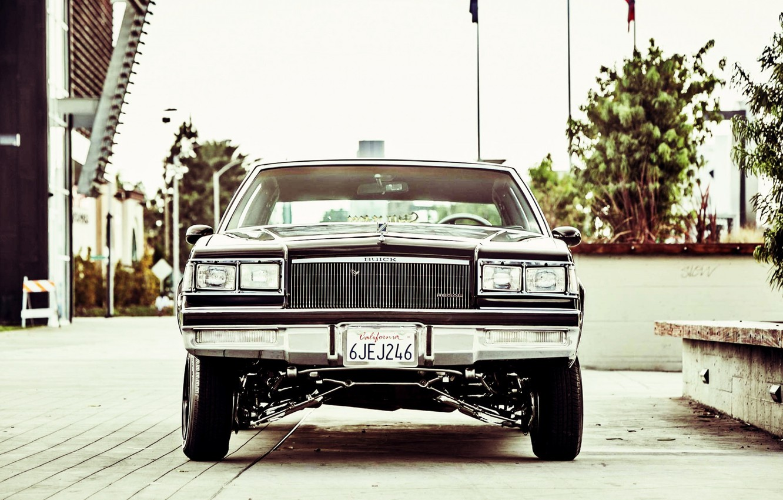 Photo wallpaper Car, Lowrider, Buick, Regal