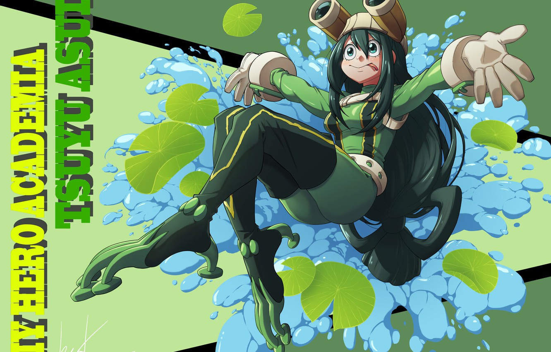 Photo wallpaper My Hero Academia, Boku No Hero Academy, My Hero Academy, Frappe, The Tsui Usui
