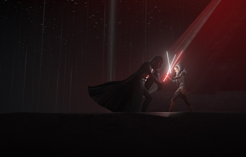 Wallpaper Darth Vader Star Wars Rebels Ahsoka Star Wars Rebels Images For Desktop Section Filmy Download