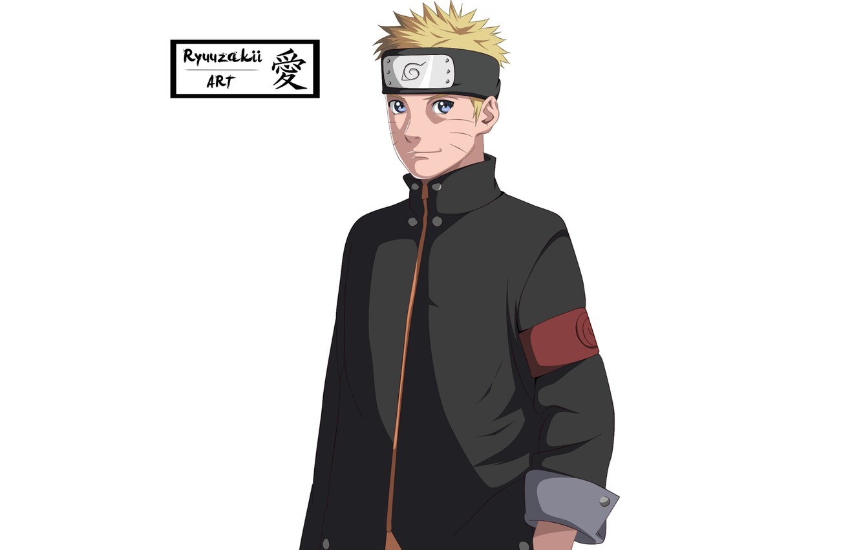 Naruto White Background Wallpaper Hd - Anime Wallpaper HD