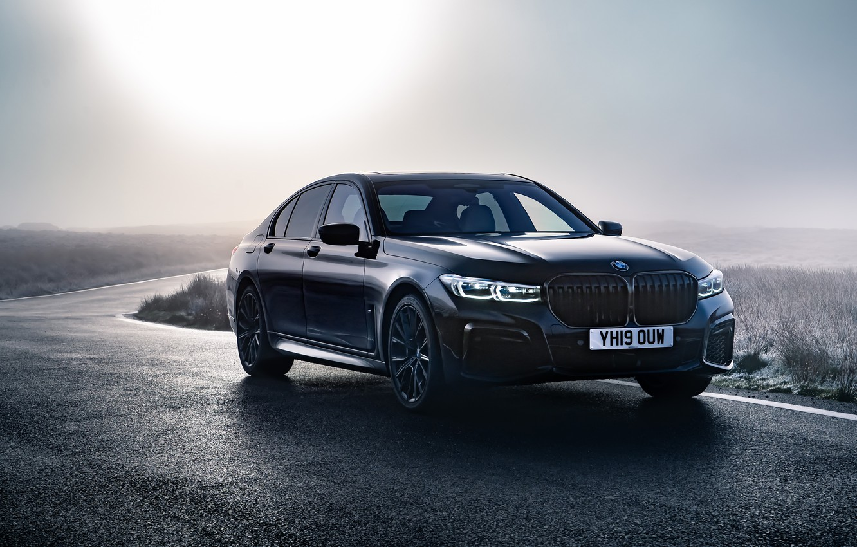 Photo wallpaper BMW, 7-Series, 750i, M Sport, 2019, XDrive