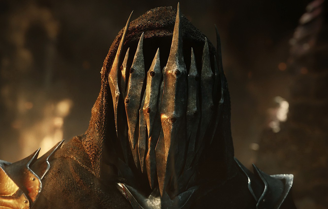 Wallpaper Mask Ghost Armor Nazgul Nazgul The Lord Of The