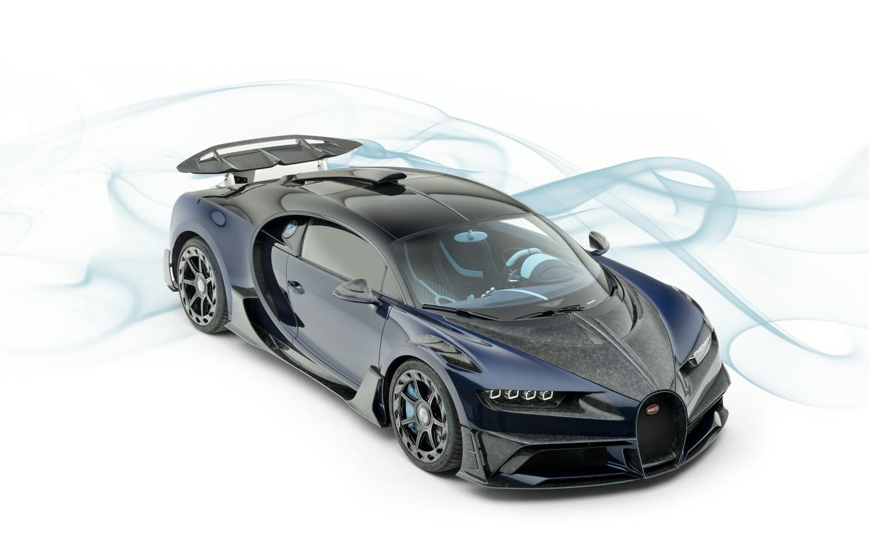 Photo wallpaper Bugatti, supercar, Mansory, hypercar, Chiron, 2019, Centuria
