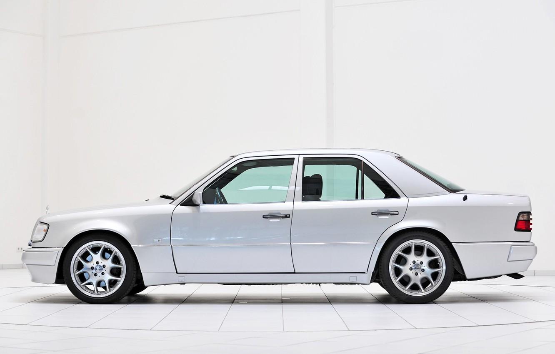 Photo wallpaper E500, W124, Mercedes - Benz