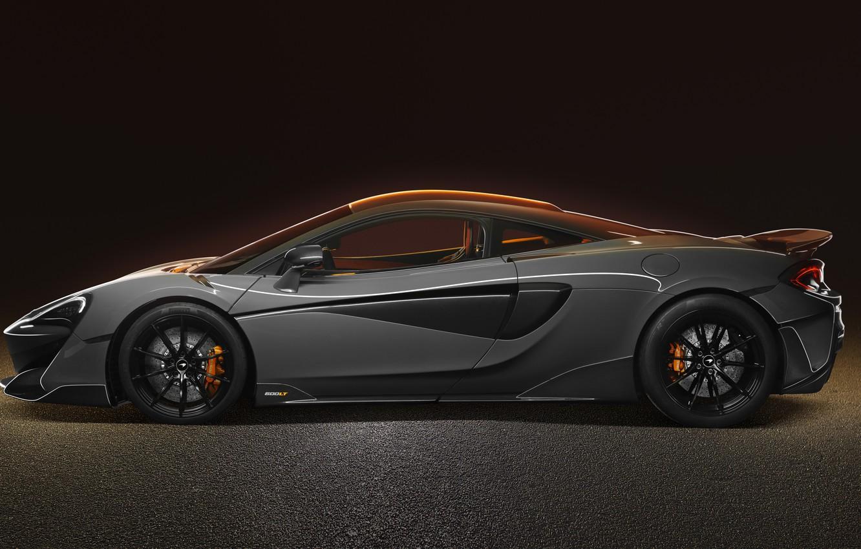 Photo wallpaper McLaren, supercar, side view, 2019, 600LT