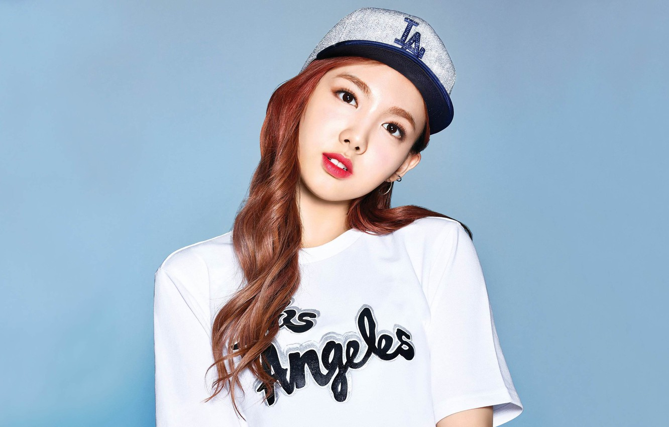 Wallpaper Girl Music Kpop Twice Nayeon Images For