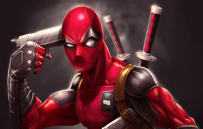 Wallpaper Deadpool, Movies, Deadpool 2