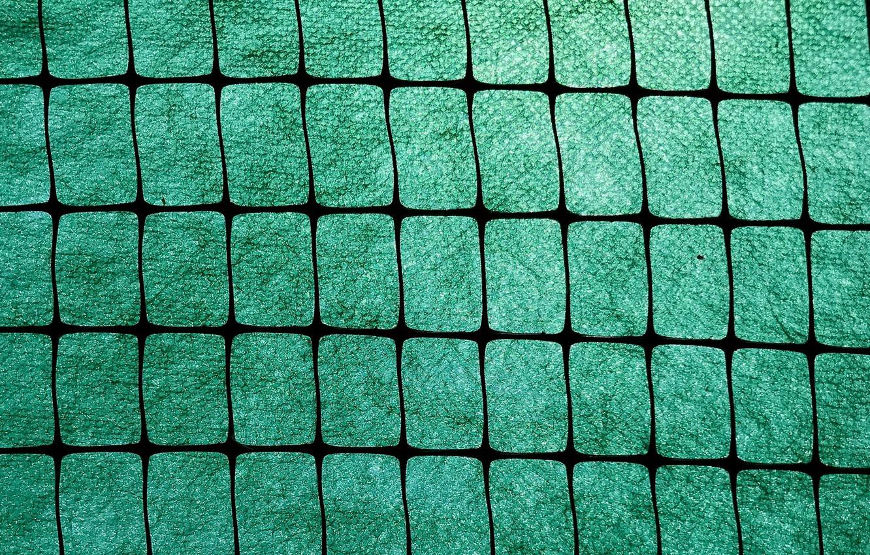 Photo wallpaper mesh, texture, form, rectangles