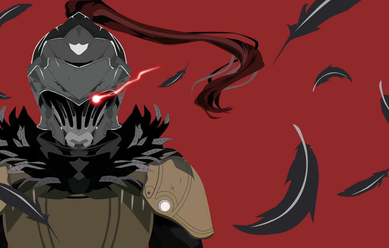 Wallpaper Background Feathers Knight Goblin Slayer Images For Desktop Section Syonen Download