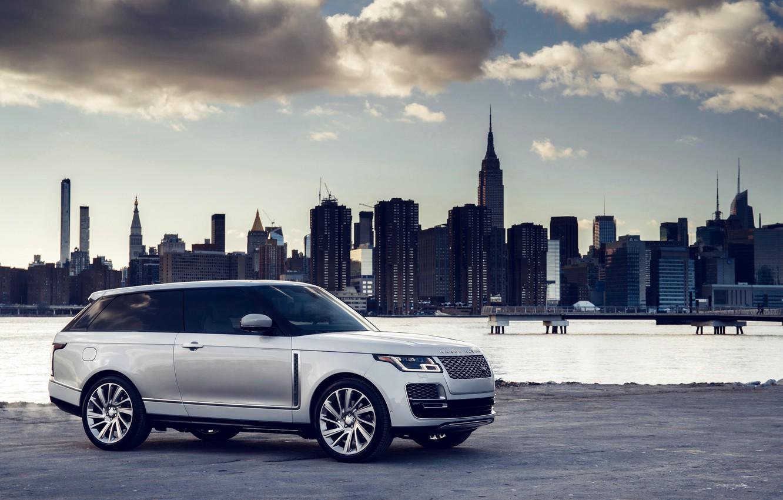 Photo wallpaper Range Rover, Coupe, Rover, Range, 2019, SV Coupe