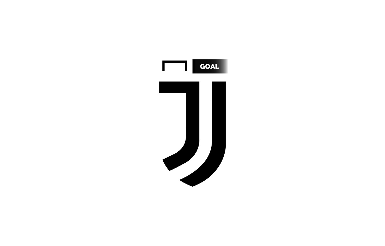 Wallpaper White Black Footbal Juve Images For Desktop Section Minimalizm Download