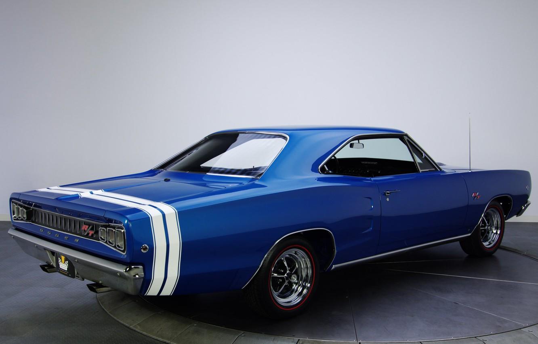 Photo wallpaper Dodge, Classic, Coronet, Muscle car, Vehicle