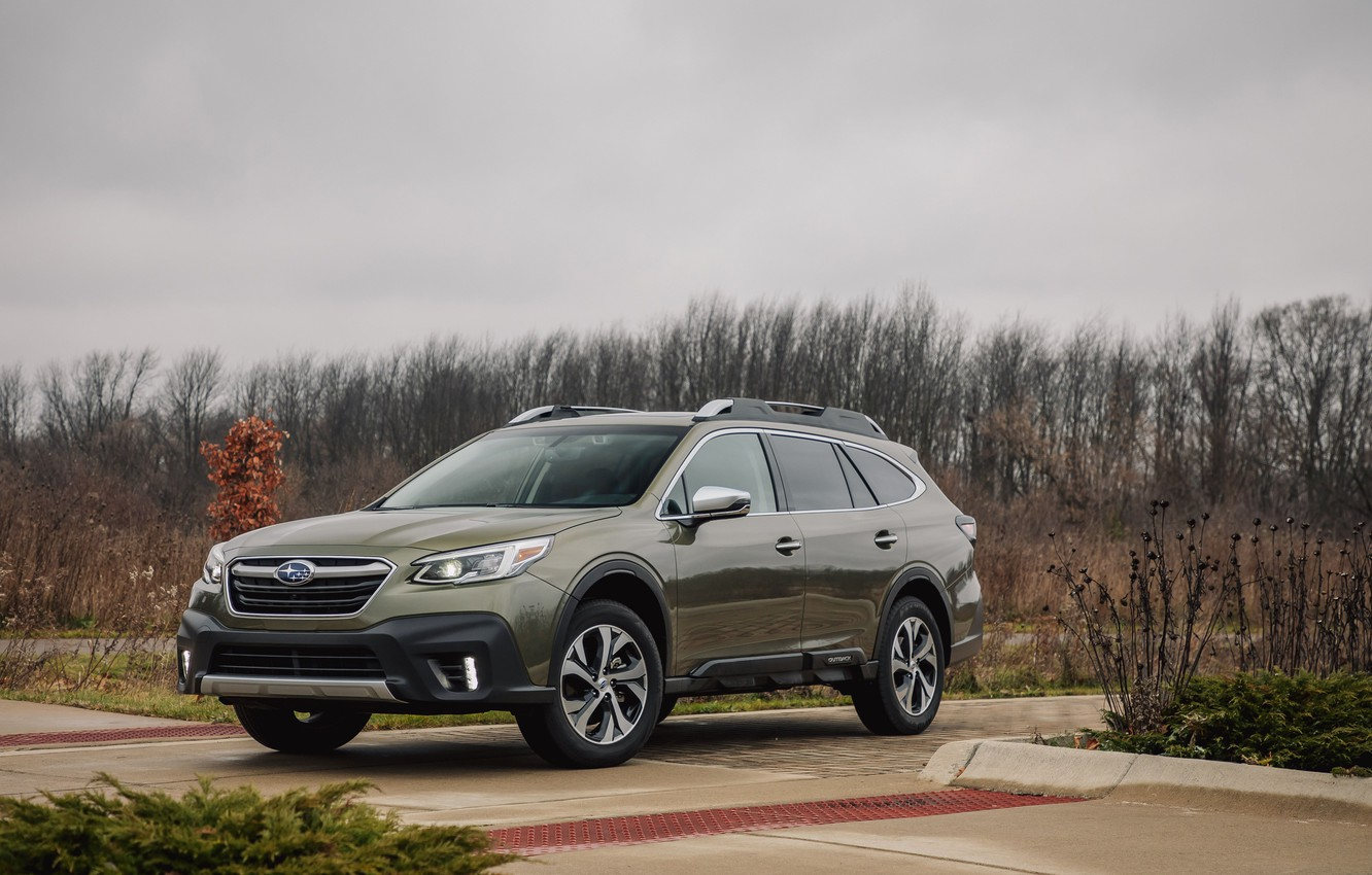 Photo wallpaper Subaru, Touring, Outback, 2020