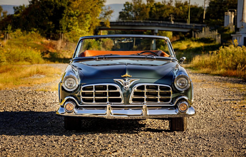 Photo wallpaper Vintage, Retro, Convertible, Vehicle, A Phantom Imperial