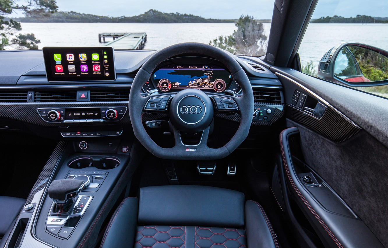 Wallpaper Audi Salon Rs5 Coupe 2018 Rs 5 Images For Desktop Section Audi Download