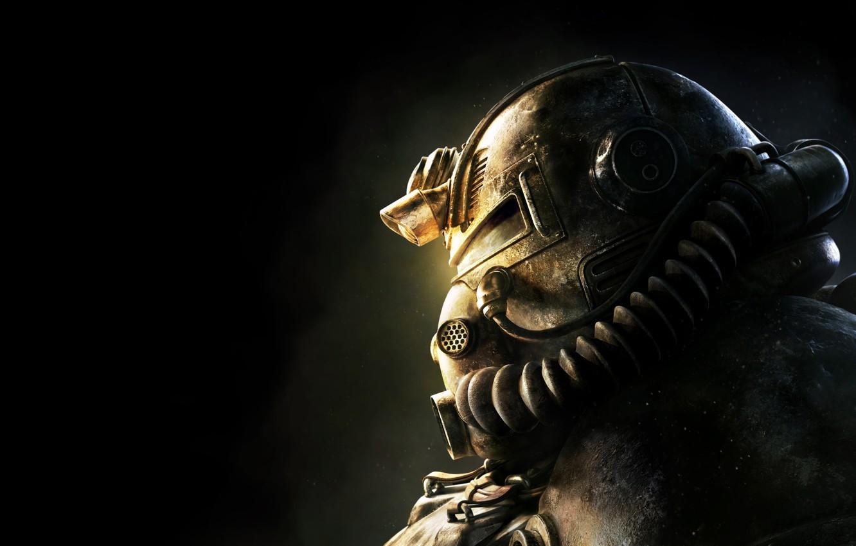 Wallpaper Helmet Fallout Bethesda Softworks Bethesda