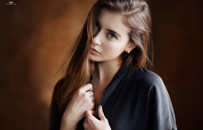 Photo wallpaper Girl, beautiful, Alina, Dmitry Arhar