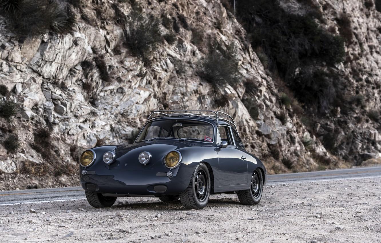 Photo wallpaper Porsche 356, Emory Motosports, C4S Allrad