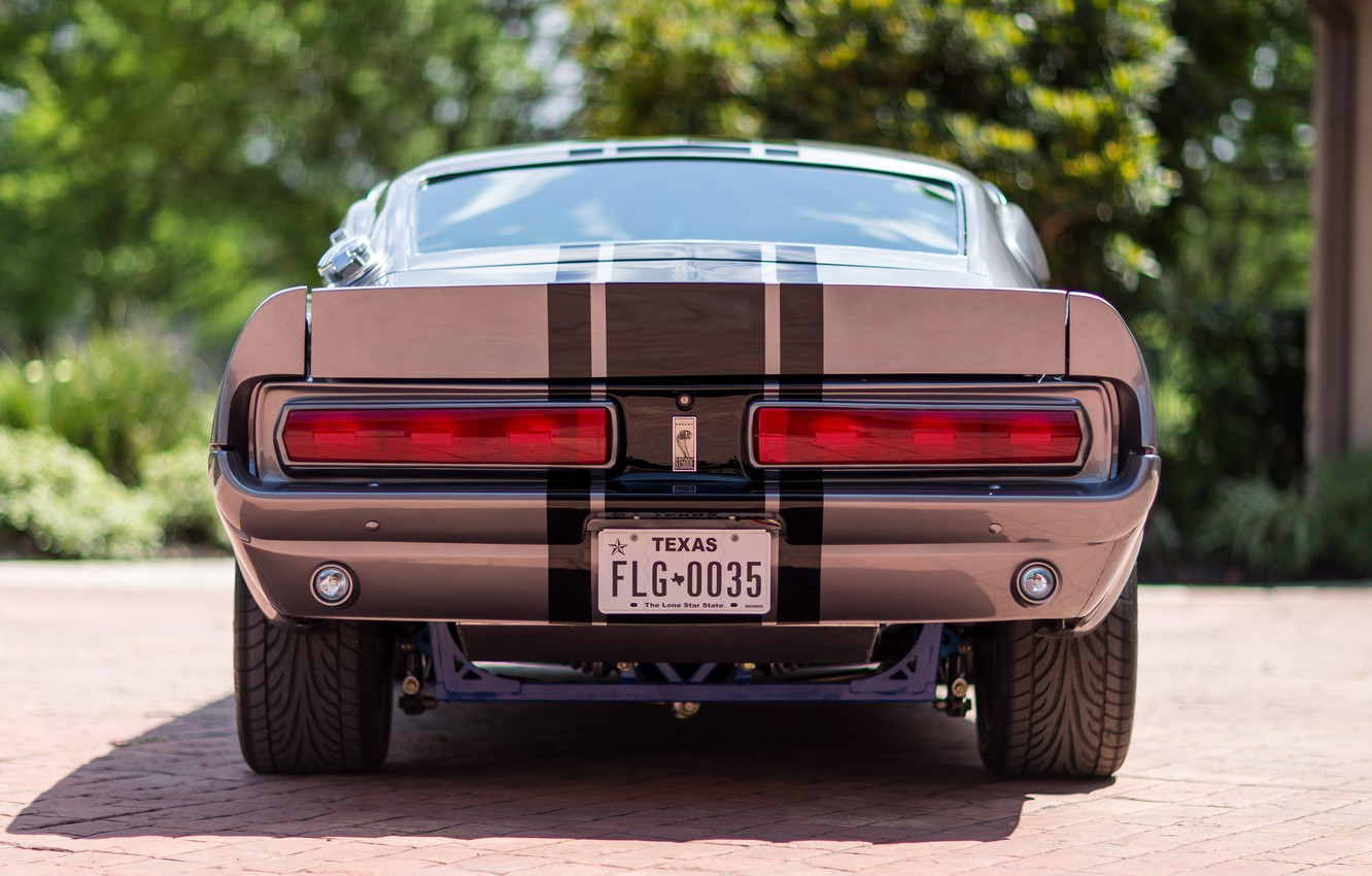 Photo wallpaper Mustang, Ford, Shelby, Eleanor, Ford Mustang, 1967, GT500E, 1967 Ford Mustang GT500E Shelby Eleanor